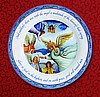"Heavenly Host 10.5"" Plate"
