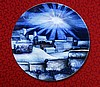 "Star of Bethlehem 7.5"" Plate"
