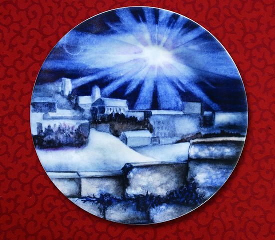Star of Bethlehem 5 Piece Place Setting