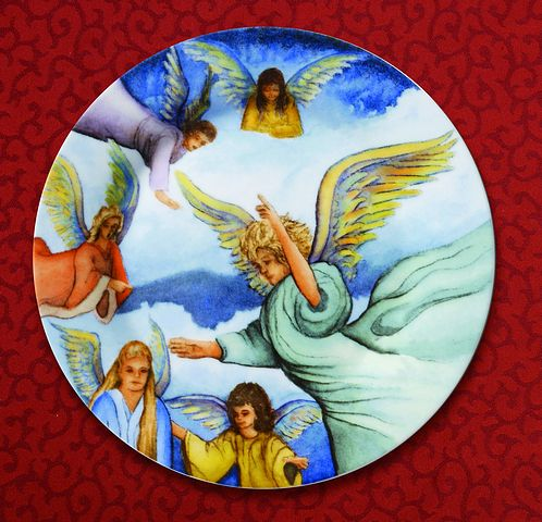 Heavenly Host 5 Piece Place Setting