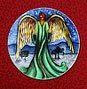 "Angel of the Lord 7.5"" Plate"